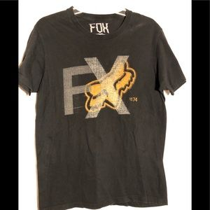 Fox Short Sleeve T